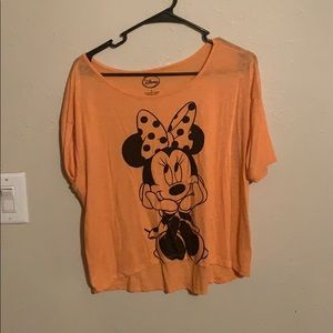 Short sleeve Minnie shirt